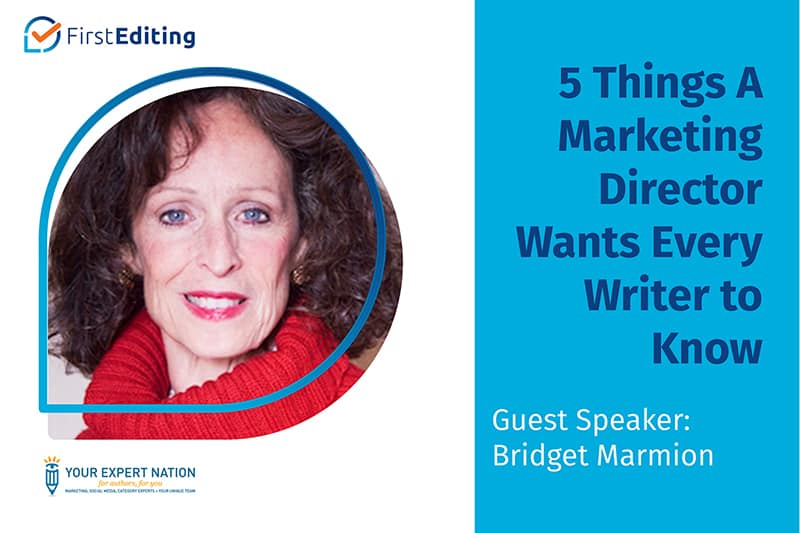 5 Things A Marketing Director Wants Every Writer to Know