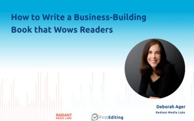 How to Write a Business-Building Book That Wows Readers with Deborah Ager