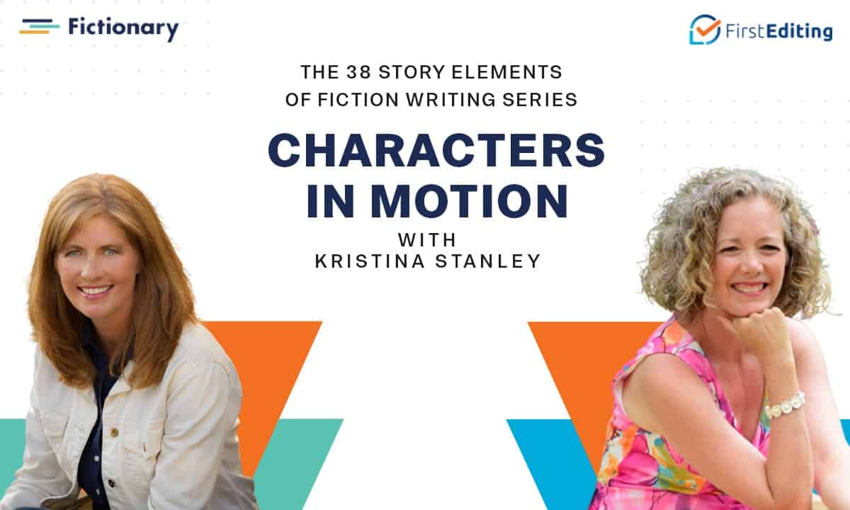 Characters in Motion with Kristina Stanley