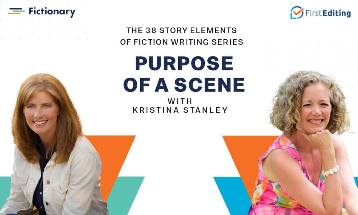 Purpose of a Scene with Kristina Stanley