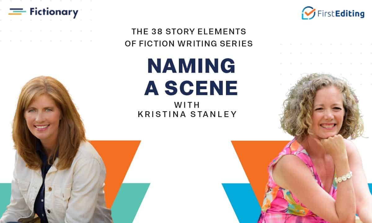 Naming a Scene with Kristina Stanley