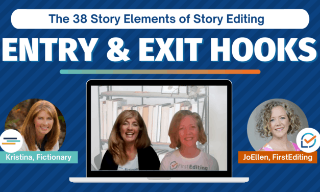 Entry and Exit Hooks – Improve Your Story Writing