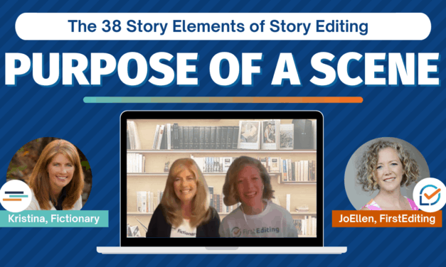 Purpose of a Scene – Improve Your Story Writing