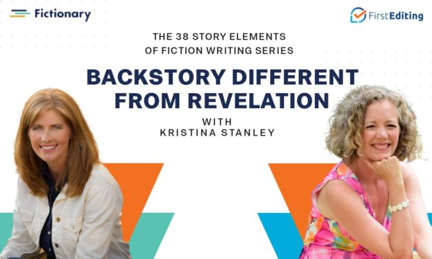 Backstory Different From Revelation with Kristina Stanley