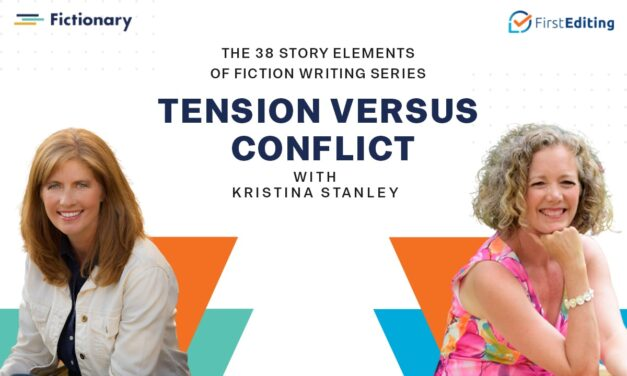 Tension vs Conflict with Kristina Stanley