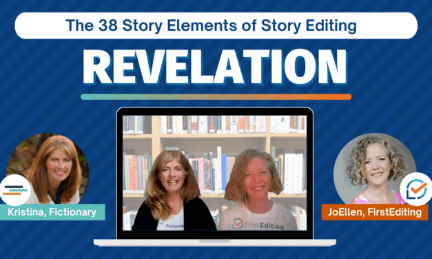 Revelation – Improve Your Story Writing