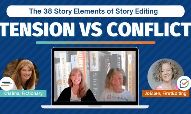 Tension vs Conflict – Improve Your Story Writing