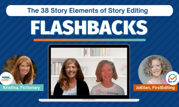 Flashbacks – Improve Your Story Writing