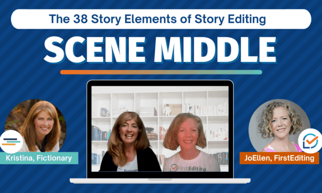 Scene Middle – Improve Your Story Writing