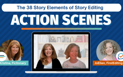 Action Scenes – Improve Your Story Writing