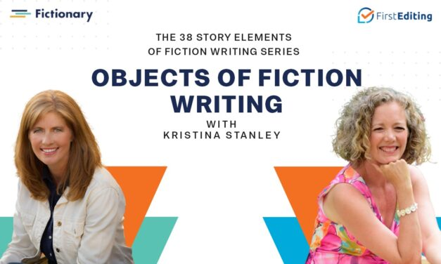 Objects of Fiction Writing with Kristina Stanley