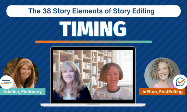 Timing – Improve Your Story Writing