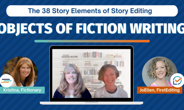 Objects of Fiction Writing – Improve Your Story Writing
