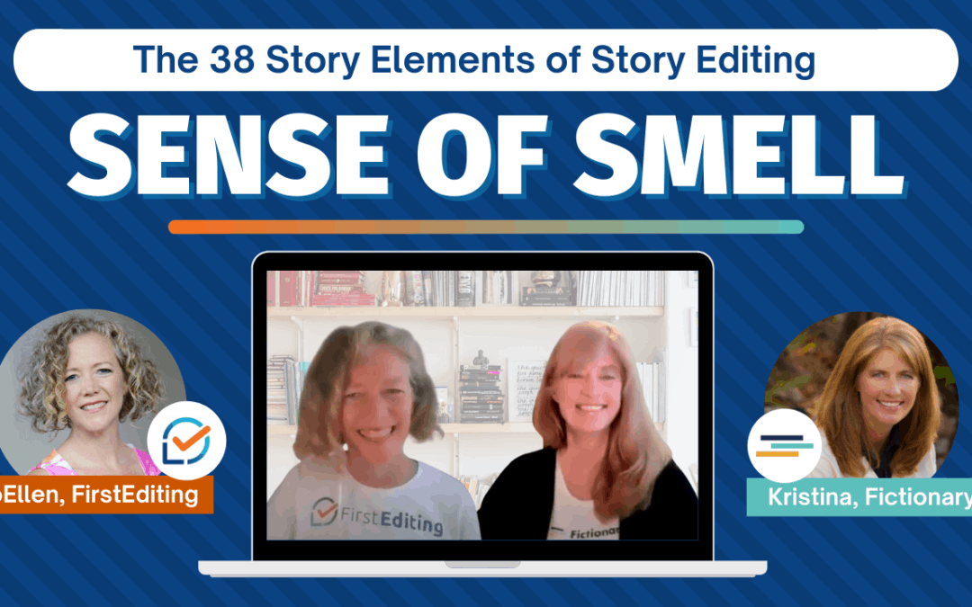 Sense of Smell – Improve Your Story Writing