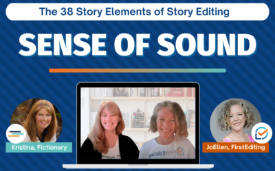 Sense of Sound – Improve Your Story Writing